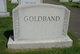 Profile photo:  Ester F. <I>Gerstein</I> Goldband