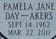 Pamela Jane <I>Day</I> Akers