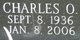 Charles O. Blackford