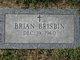 Profile photo:  Brian Brisbin