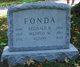 Profile photo:  Mildred Payne <I>Merrill</I> Fonda