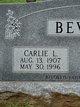Profile photo:  Carlie L Bevill