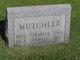Hannah J. <I>Raup</I> Mutchler