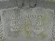 Profile photo:  A. T. Ausley