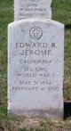 Edward R Jerome