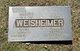 Profile photo:  Walter Weisheimer