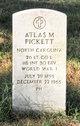 Profile photo:  Atlas M Pickett