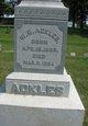 Watson B. Ackles