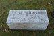 Profile photo:  Amos Wixson Beedon, Jr