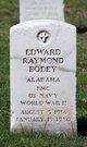 """Profile photo:   Edward Raymond """" """" <I> </I> Bodey,"""