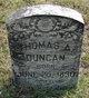 Profile photo:  Thomas A Duncan