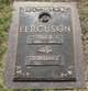 Profile photo:  Coy D. Ferguson