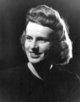 Profile photo:  Frances <I>Merriman</I> Beam