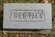 Bertha <I>Shipman</I> Tignor