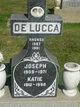 Profile photo:  Joseph DeLucca
