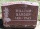 William Bardon