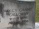 Molcy Grant Calloway