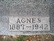 Profile photo:  Agnes <I>Bahr</I> Bales
