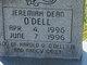 Jeremiah Dean O'Dell