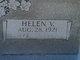 Helen <I>Vanderford</I> Taylor