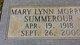 Mary Lynn <I>Morris</I> Summerour