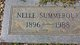 Nelle Summerour