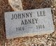 Johnny Lee Abney
