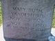 Mary Ruth Vanderford