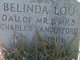 Belinda Lou Vanderford