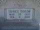 Eunice <I>Taylor</I> Farr