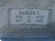 Harold Farr