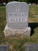 Profile photo:  Helen <I>Morgan</I> Allen