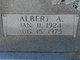 Albert A Taylor