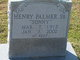 "Henry ""Sonny"" Palmer, Sr"