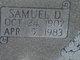 Samuel D Sealy