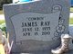 "James Ray ""Cowboy"" Carter"