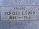 Rev Berkley Fristoe Byrd