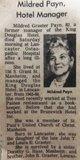 Mildred <I>Graeter</I> Payn