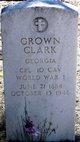 Profile photo:  Grown Clark