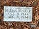 Marian Bennett