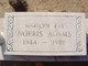 Marilyn Fay <I>Norris</I> Adams
