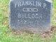 Franklin P. Bullock