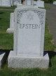 Profile photo:  Edith Gertrude <I>Gotler</I> Epstein