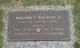 William Carlisle Walton, Jr