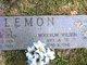 Woodrow Wilson Lemon