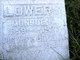Edward Monroe Lowers