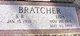 S. B. Bratcher