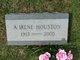 Profile photo:  Alice Irene <I>Rothrock</I> Houston