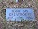 Marie Emelie <I>Day</I> Greathouse
