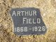 Profile photo:  Arthur Field